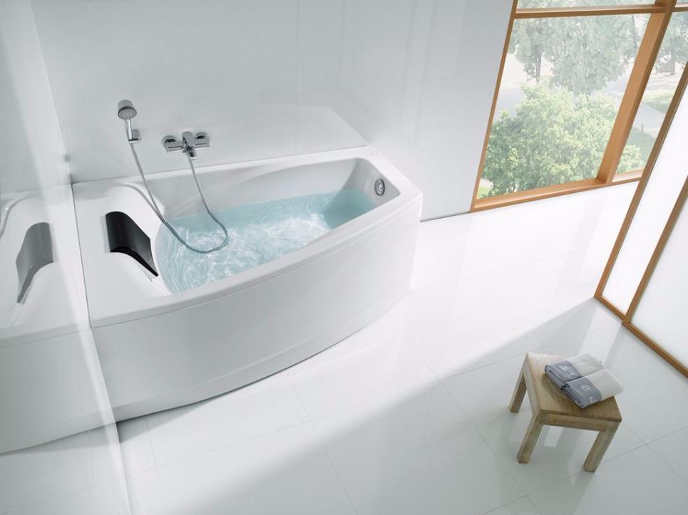 Акриловые ванны roca hall отзывы